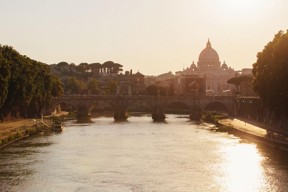 Rome wedding videographer